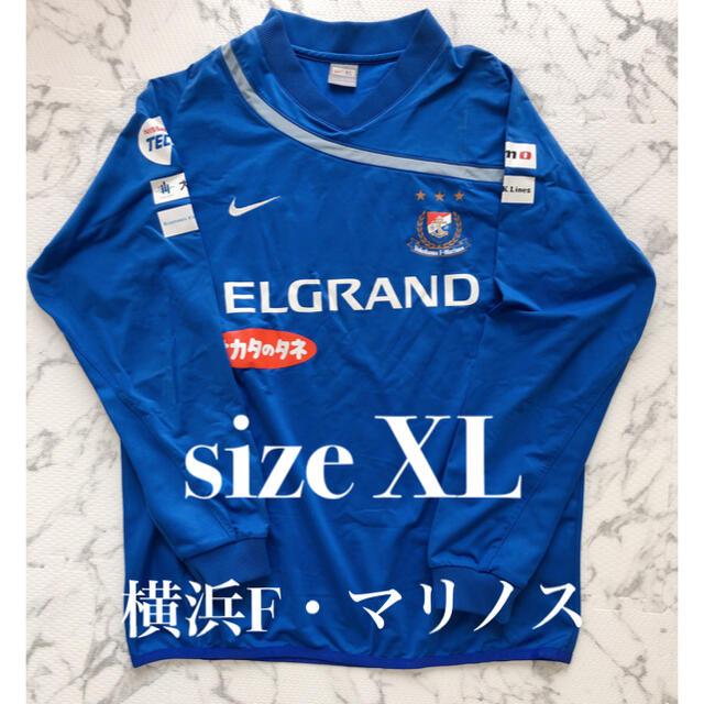 NIKE(ナイキ)の横浜F・マリノス 練習着 XL スポーツ/アウトドアのサッカー/フットサル(ウェア)の商品写真