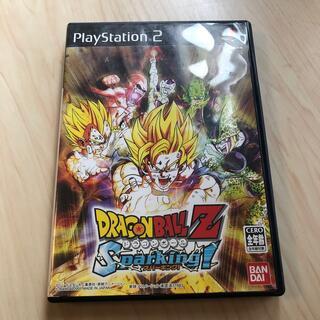 プレイステーション2(PlayStation2)のドラゴンボールZ スパーキング! PS2(その他)