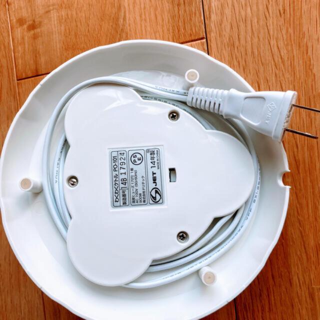 わくわくケトル(電気ケトル、1.2Lサイズ、ブルー、中古品) スマホ/家電/カメラの生活家電(電気ケトル)の商品写真