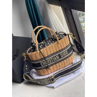 Christian Dior - ディオール dior バスケットバッグ 新品
