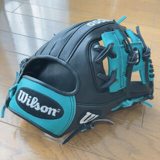 ウィルソン(wilson)のウィルソン 硬式内野用グローブ MLBモデル(グローブ)