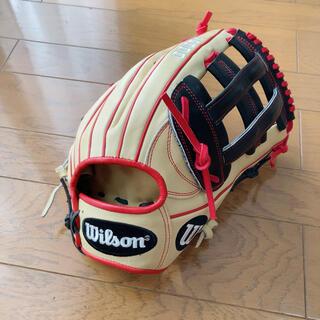 ウィルソン(wilson)のウィルソン 硬式外野用グローブ MLBモデル(グローブ)
