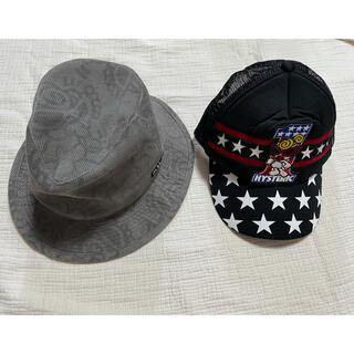 ヒステリックミニ(HYSTERIC MINI)のヒステリックミニ(帽子)