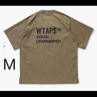 W)taps - WTAPS SMOCK SS BEIGE M