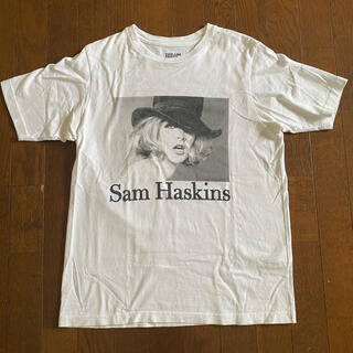 BEAUTY&YOUTH UNITED ARROWS - Sam Haskins × Stie-lo Tシャツ S 木村拓哉 ケイトモス