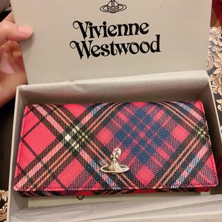 ヴィヴィアンウエストウッド(Vivienne Westwood)の新品 viviennewestwood 長財布(長財布)