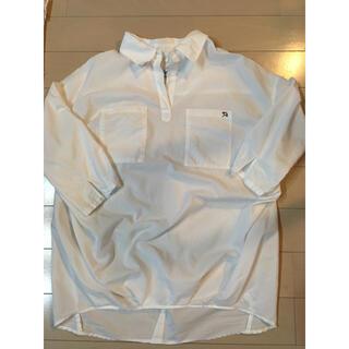 アーノルドパーマー(Arnold Palmer)のアーノルドパーマー 七分袖 シャツ(シャツ/ブラウス(長袖/七分))