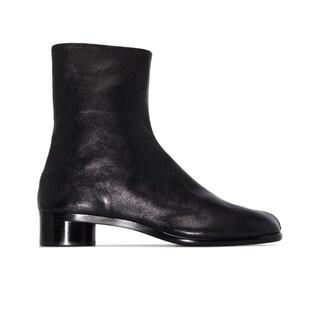 マルタンマルジェラ(Maison Martin Margiela)の42 新品正規品 Maison Margiela 3cmヒール 足袋ブーツ(ブーツ)