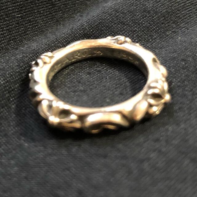 Chrome Hearts(クロムハーツ)のクロムハーツ  SBTバンド リング 指輪 メンズのアクセサリー(リング(指輪))の商品写真