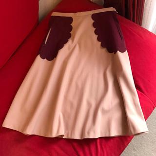 RED VALENTINO - レッドヴァレンティノ美品スカート