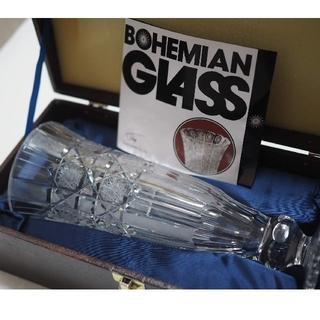 BOHEMIA Cristal - 花瓶 ボヘミア(bohemia crystal)