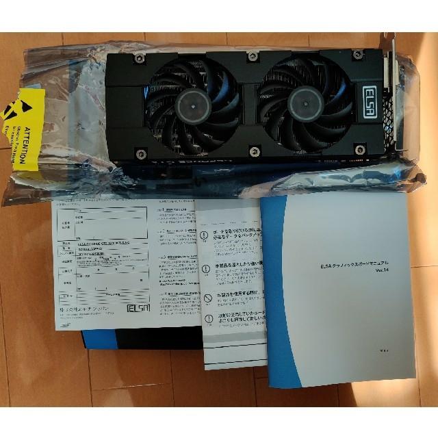 ELSA GTX1070 スマホ/家電/カメラのPC/タブレット(PCパーツ)の商品写真