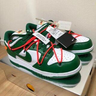 Nike Dunk Low off-White 27cm(スニーカー)