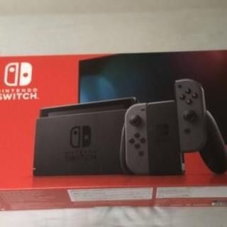 Nintendo Switch - 任天堂Switch本体グレー新品未使用、未開封