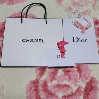 CHANEL - CHANEL&Dior ショッパー