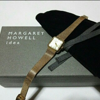 マーガレットハウエル(MARGARET HOWELL)のかすみ様専用(腕時計)