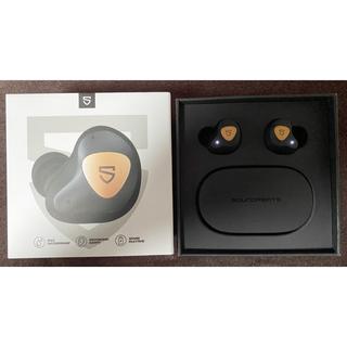 SOUNDPEATS サウンドピース Bluetooth5.0 二重ドライバー