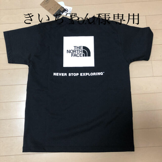 THE NORTH FACE - ノースフェイス Tシャツ 黒
