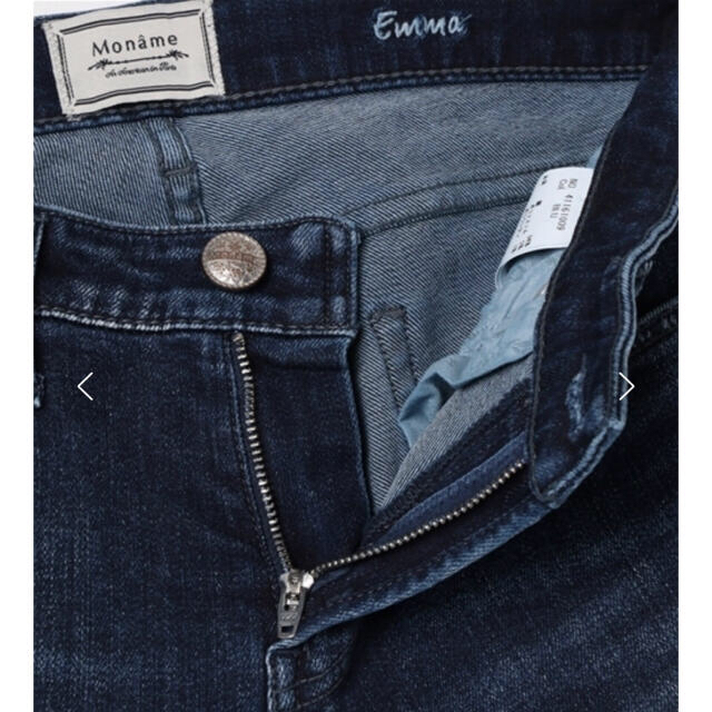 URBAN RESEARCH(アーバンリサーチ)のMoname アンクル スキニー デニムパンツ EMMA (エマ) レディースのパンツ(デニム/ジーンズ)の商品写真