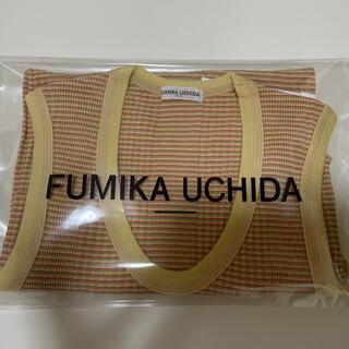 トゥモローランド(TOMORROWLAND)のお値下げしました!FUMIKA_UCHIDA(タンクトップ)