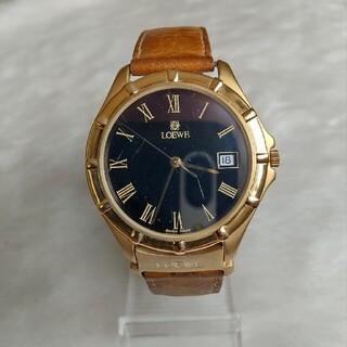 LOEWE - ロエベ腕時計 ヴィンテージ メンズクォーツ