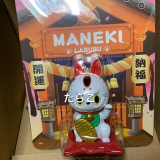 LABUBU 招き猫 日本限定 POPMART(その他)