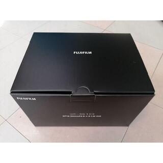 富士フイルム - 新品 未開封 FUJIFILM X-S10 XF18-55mm ブラック