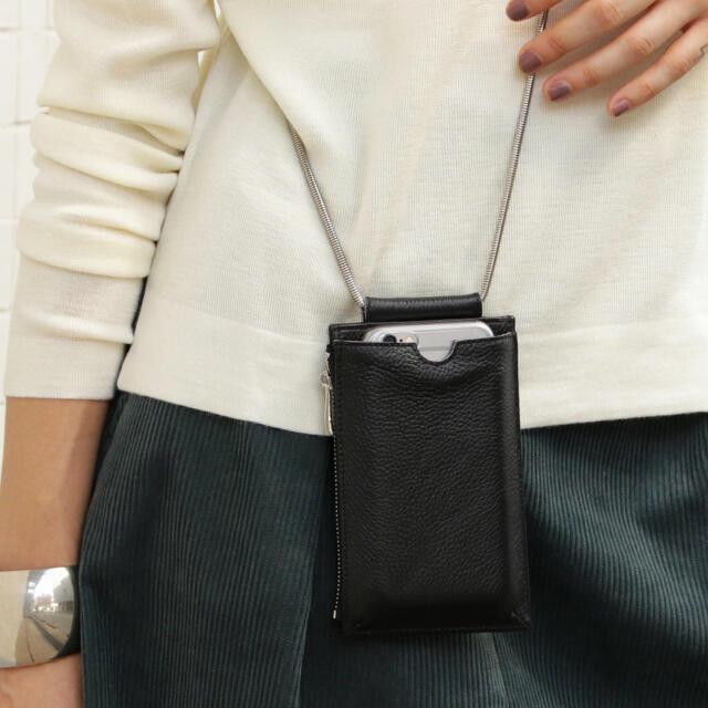 BEAUTY&YOUTH UNITED ARROWS(ビューティアンドユースユナイテッドアローズ)の*BEAUTY&YOUTHショルダーバッグ*財布スマホホルダー レディースのバッグ(ショルダーバッグ)の商品写真