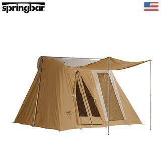 スプリングバー トラベラー5 サンタン springbar テント A&F