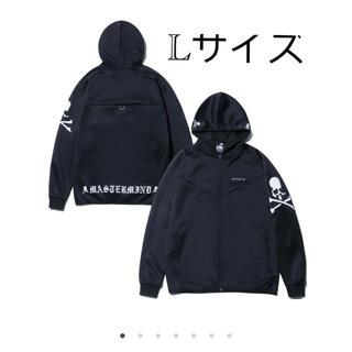 マスターマインドジャパン(mastermind JAPAN)のウォームアップジャケット mastermind JAPAN ジップアップパーカー(パーカー)