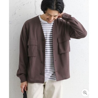 DOORS / URBAN RESEARCH - URBAN RESEARCH DOORS ポンチダブルポケットシャツ