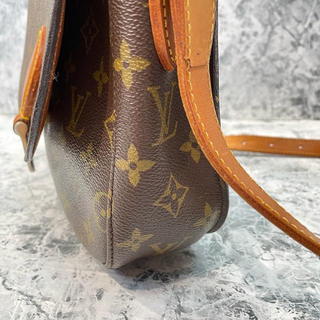 LOUIS VUITTON(ルイヴィトン)のLOUIS VUITTON ショルダーバッグ斜めがけ モノグラム サンクルー24 レディースのバッグ(ショルダーバッグ)の商品写真