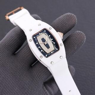アールサーティーン(R13)のリシャールミル RM07-1 レディース 腕時計 自動巻き(その他)
