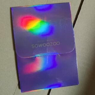 防弾少年団(BTS) - SOWOOZOO トレカセット 特典カードセット