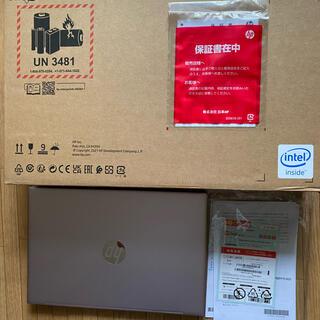 HP - 【新品】HP Pavilion 14  i5 8GBメモリ 512GB SSD