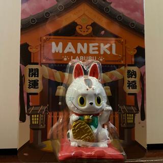 メディコムトイ(MEDICOM TOY)の専用  LABUBU 招き猫ラブブ popmart 日本限定(フィギュア)