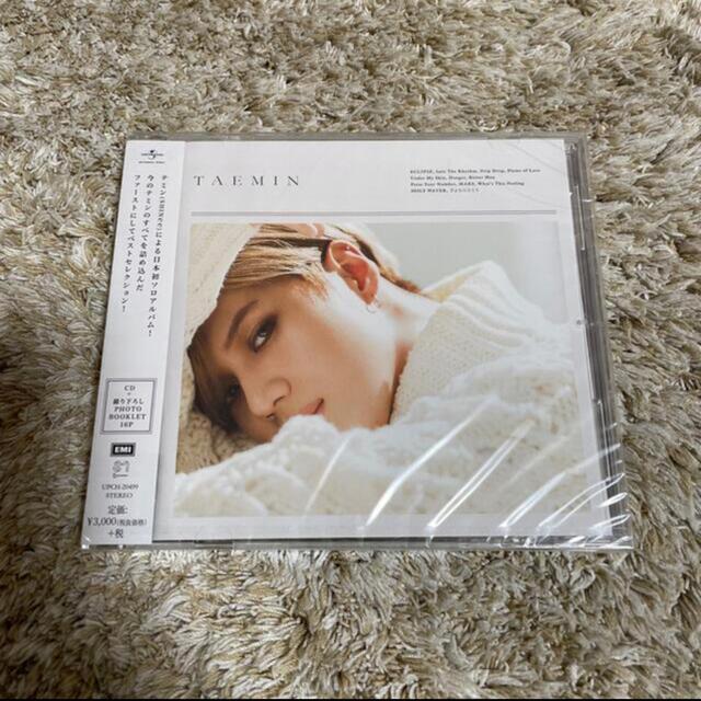 SHINee(シャイニー)の新品 1st album TAEMIN テミン CD SHINee エンタメ/ホビーのCD(K-POP/アジア)の商品写真