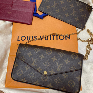 LOUIS VUITTON - ルイヴィトンポシェットフェリシー