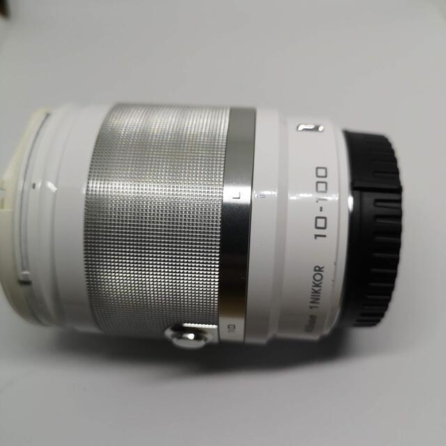 Nikon(ニコン)のNikon1 10-100mm 高倍率ズーム スマホ/家電/カメラのカメラ(レンズ(ズーム))の商品写真
