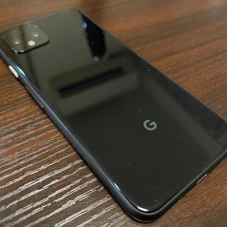 Google - ジャンク Google Pixel 4 Just Black 64GB