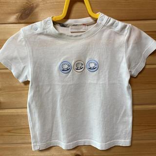 バーバリー(BURBERRY)の美品 バーバリー トップス 半袖 シャツ ひつじ(Tシャツ/カットソー)