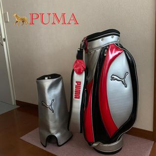 プーマ(PUMA)の超カッコ良い‼訳あり️🐆PUMA ゴルフキャディバッグ(バッグ)