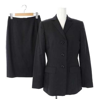 ニジュウサンク(23区)の23区 オンワード樫山 スーツ テーラードジャケットスカート ひざ丈 背抜き (スーツ)