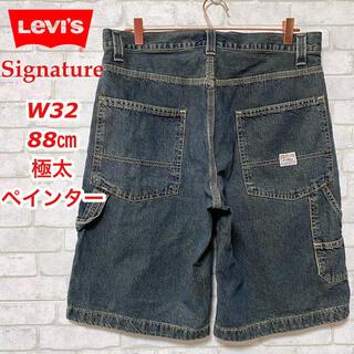 リーバイス(Levi's)のLevi's Signature リーバイス シグネチャー ペインターパンツ(ペインターパンツ)