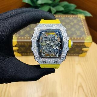 アールサーティーン(R13)のリシャールミル RM35-02 メンズ 腕時計 自動巻き(その他)