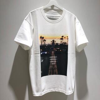 タトラス(TATRAS)のSeagreen 03サイズ ORGANIC COTTON 新品未使用です!(Tシャツ/カットソー(半袖/袖なし))