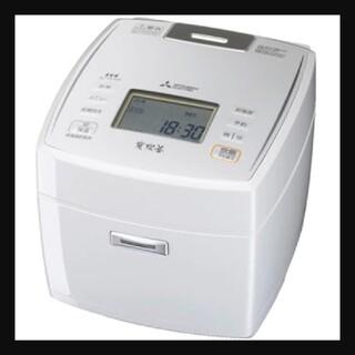 三菱電機 - 三菱 IHジャー炊飯器(5.5合炊き) ピュアホワイト  NJ-VE109-W