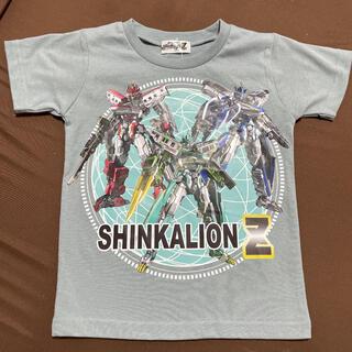 《新品》新幹線変形ロボ シンカリオンZ 半袖 Tシャツ