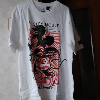 ZARA - ZARAミッキーマウスTシャツ