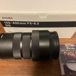 SIGMA - SIGMA 100-400 EFマウント用